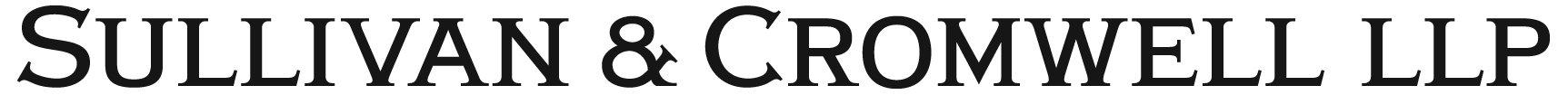 Image result for sullivan cromwell logo