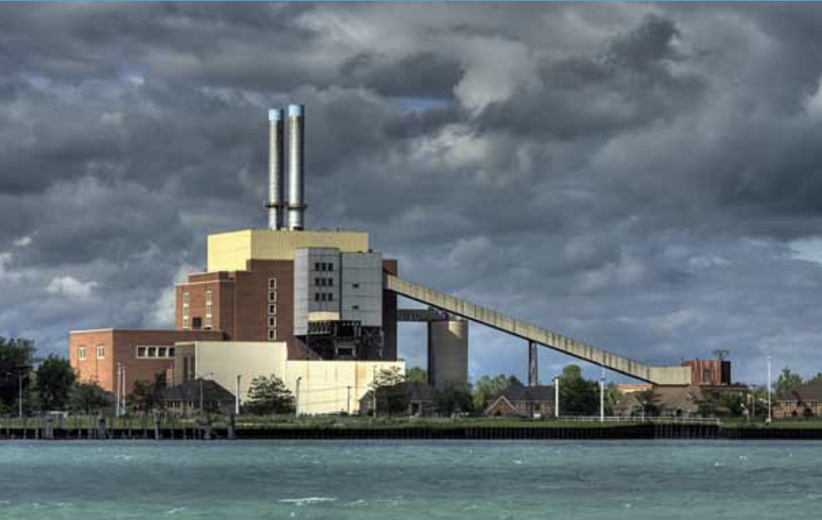 Huntley Power Plant