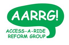 Access-A-Ride Reform Group logo