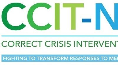 Logo for the Correct Crisis Intervention Today – NYC coalition